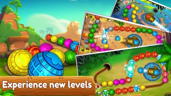 Jungle Marble Blast เกมส์งายๆเล่นสนุกๆเปิดให้ดาวน์โหลดแล้ว